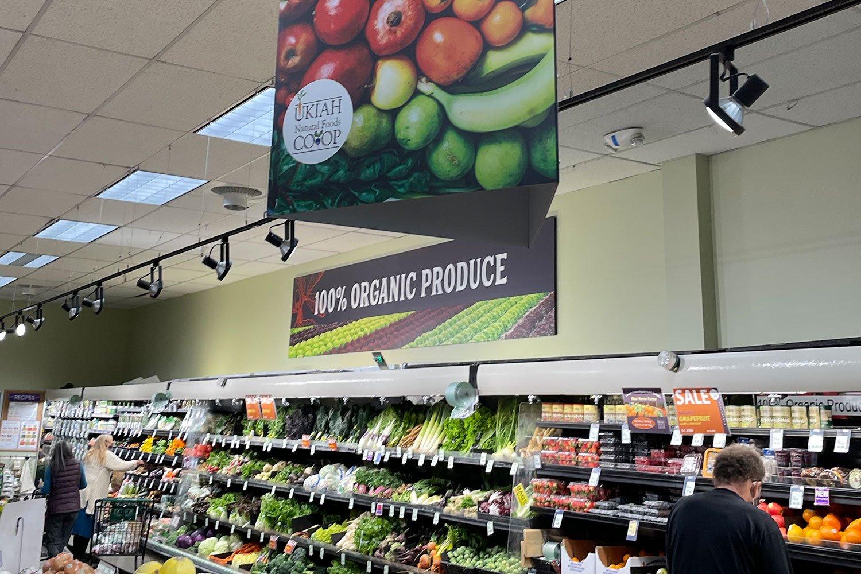 Ukiah Natural Foods_Signage_VisualPro1