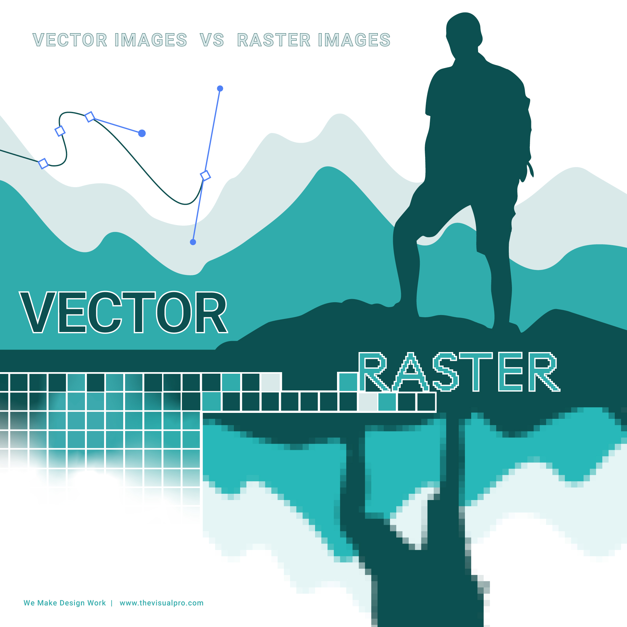 Vector vs. Raster: What's the Difference?