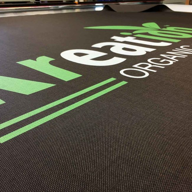 Custom Signage for Kreation Organic in Los Angeles