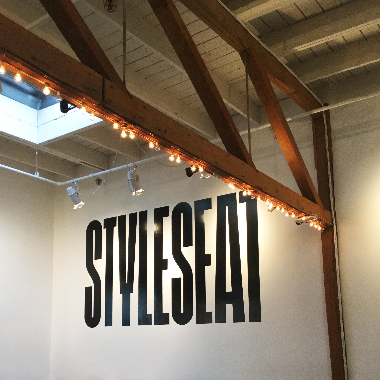 Styleseat - VisualPro Custom Wall Decal